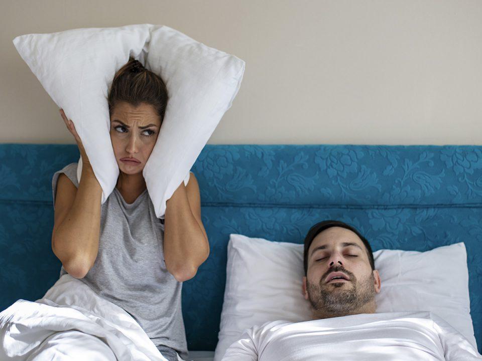 Schlafmangel bei obstruktiver Schlafapnoe