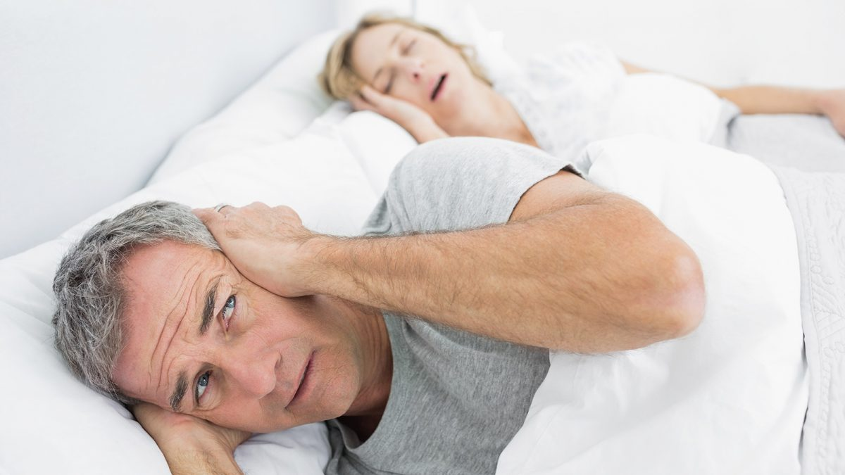 Obstruktives Schlafapnoesyndrom